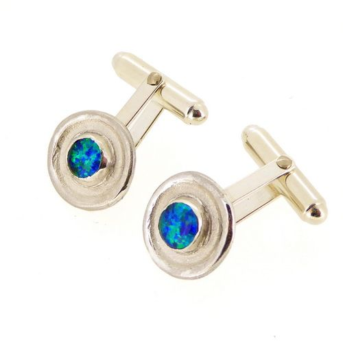 6mm Cabochon cufflinks